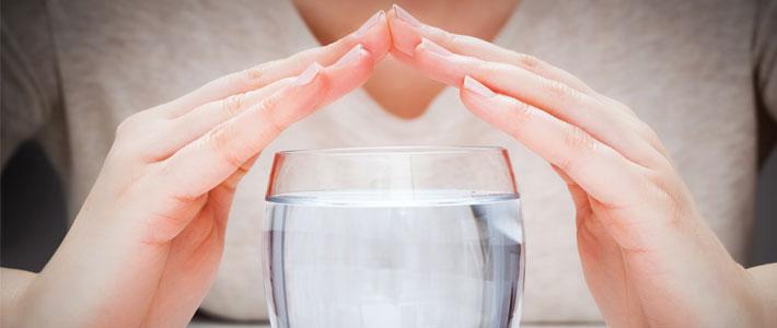 Mineralstoffreiche Wasser Basengleichgewicht