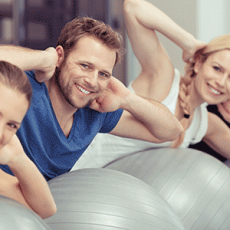 Energielieferant Sport – mit Basen klappt's