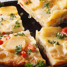 Spanische Tortilla – basisch und lecker!