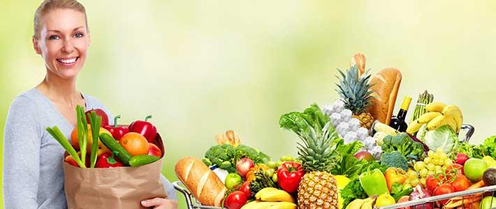 Basische Ernährung spielt eine wichtige Rolle für die Gesundheit