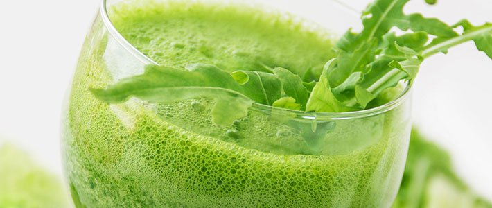 Header Smoothie Rucola